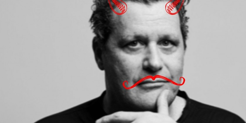 "Isaac Mizrahi presents ""I&Me;"" at The Django"
