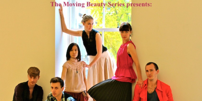 The Moving Beauty Series presents DoubleTake Dance + Sunhwa Chung/Ko-Ryo Dance Theatre