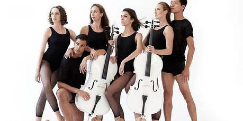 CelloPointe NYC Concert - Chamber Music + Contemporary Ballet