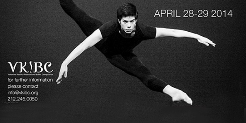 Kozlova announces judges for April Contemporary Dance Competition‏