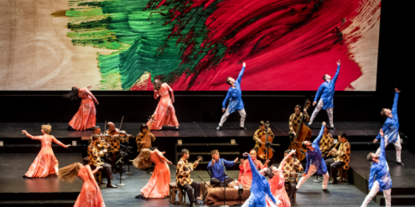 LAYLA AND MAJNUN by Mark Morris Dance Group