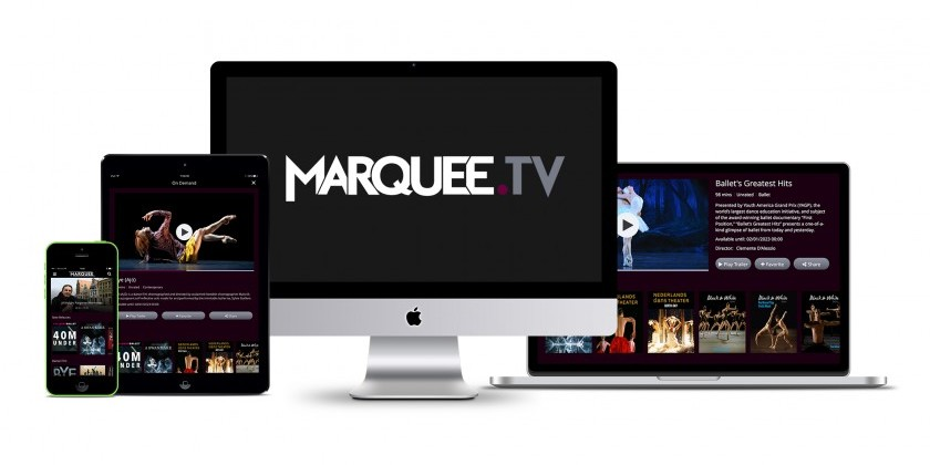 The Dance Enthusiast's Audience Review Contest: Win a One-Year Subscription to Marquee.TV for Yourself AND a Friend