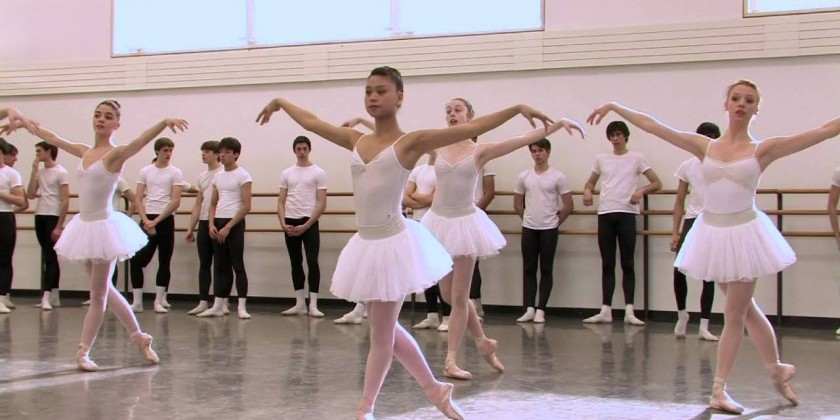 "The School of American Ballet presents ""The Beauty of Ballet"""