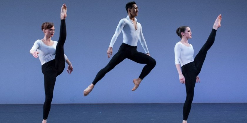 92Y Harkness Dance Festival: A FEAST OF CUNNINGHAM