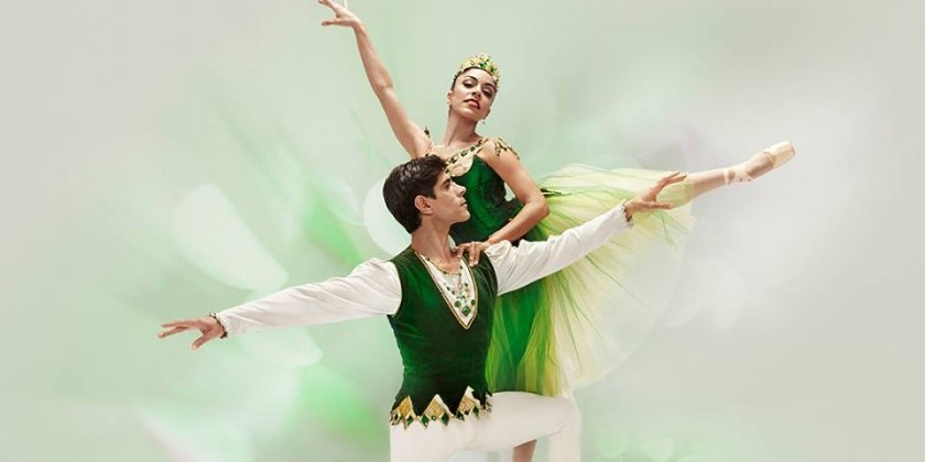 FORT LAUDERDALE, FL: Miami City Ballet presents George Balanchine's JEWELS