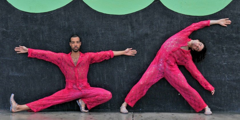 "New York Dance Up Close:""Way In"" in Process with Rashaun Mitchell and Silas Riener"