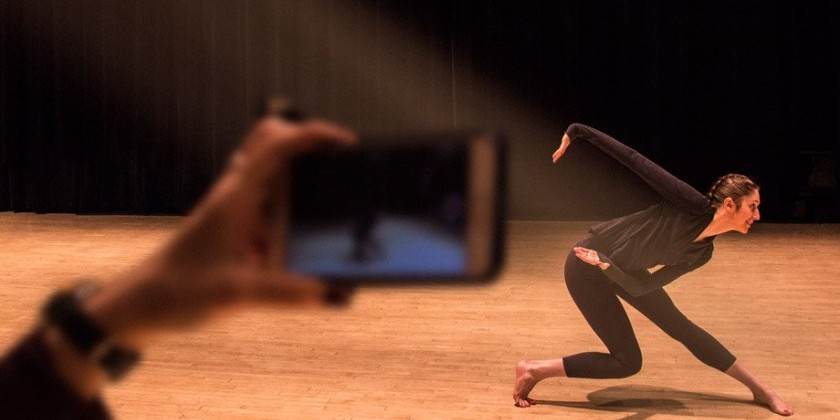 Dance News: 92Y Harkness Dance Center Announces MOBILE DANCE FILM FESTIVAL on July 28, 2018
