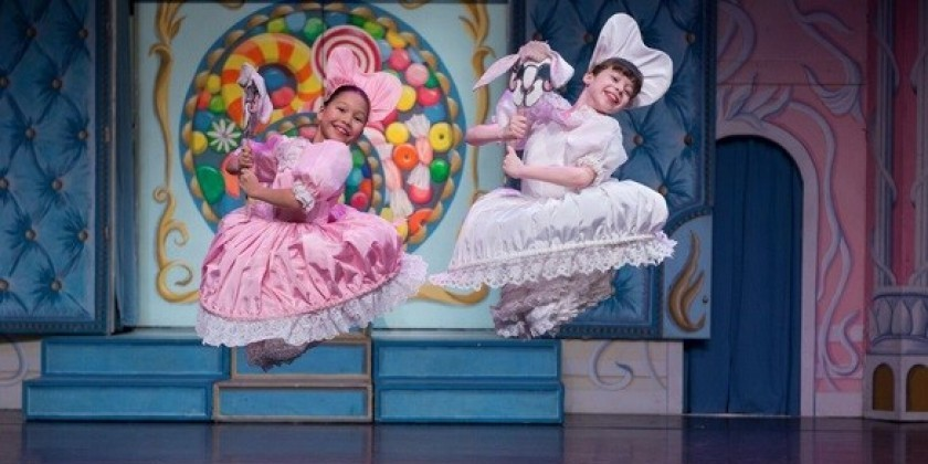 "NEW YORK THEATRE BALLET presents Keith Michael's ""The Nutcracker"""