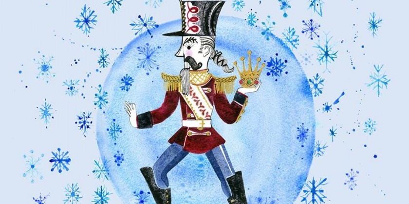 "WEST PALM BEACH, FL: Miami City Ballet presents George Balanchine's ""The Nutcracker"""