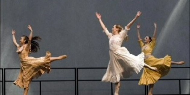 New York Theatre Ballet on Agnes DeMille and <i>Dance/Speak.</i>
