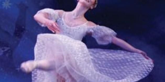 A Day In the Life of Dance with New York Theatre Ballet-
