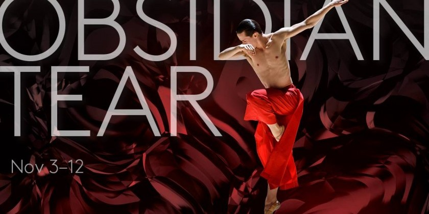 "BOSTON, MA: ""Obsidian Tear"" opens Boston Ballet's 2017-2018 season"