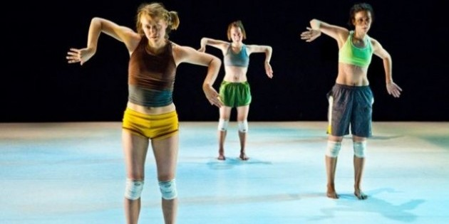 IMPRESSION OF Deganit Shemy at Danspace Project