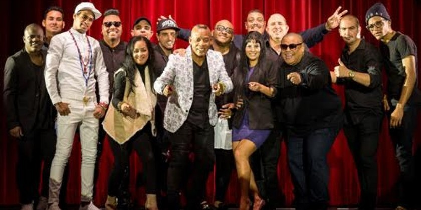 15th Anniversary of the SPANISH HARLEM ORCHESTRA with Special Guest Appearance by CUBAN ELITO REVÉ AND HIS CHARANGÓN