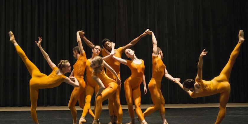 Impressions of The Kathryn Posin Dance Company