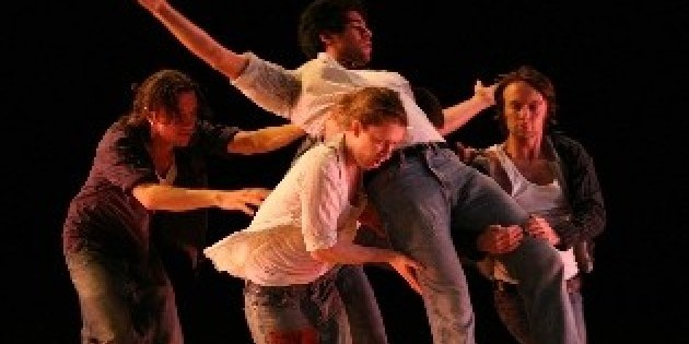 The Oberlin Dance Company with the Contemporary Music Ensemble