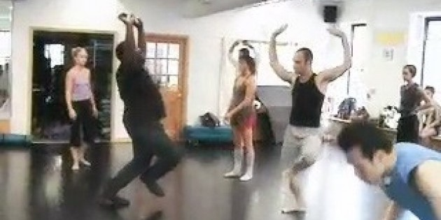 A Dance Enthusiast Video Interview - Robert Battle and Battleworks Prepare for Their 2008 Joyce Season