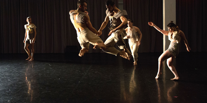 Bryn Cohn + Artists and Artists and Fleas present DANCE EXTRAORDINARY