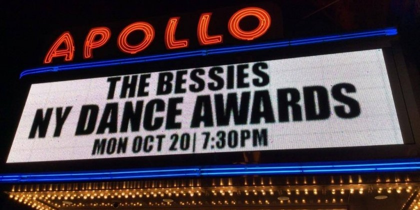 #MyFashionMoves — The Dance Enthusiast Enjoys Fashion at The Bessies