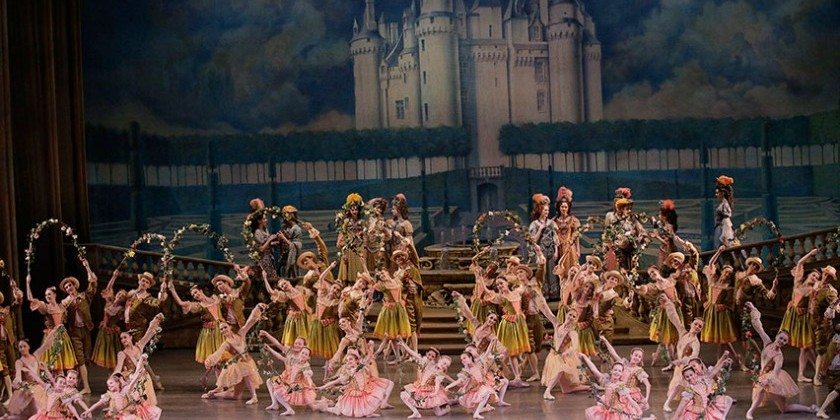"New York City Ballet presents ""The Sleeping Beauty"""