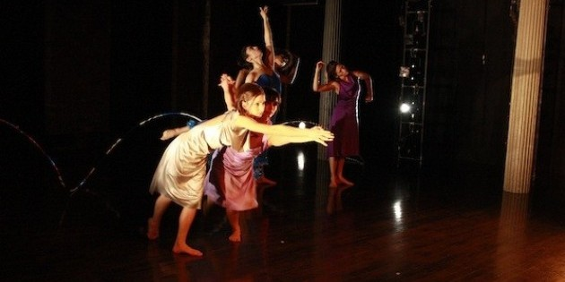 "Dance New Amsterdam Presents ""RAW Directions"""