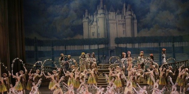 "Impressions of Peter Martins'  ""Sleeping Beauty"""