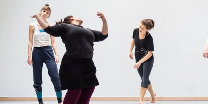 Alexandra Beller/Dances teaches Pedagogy