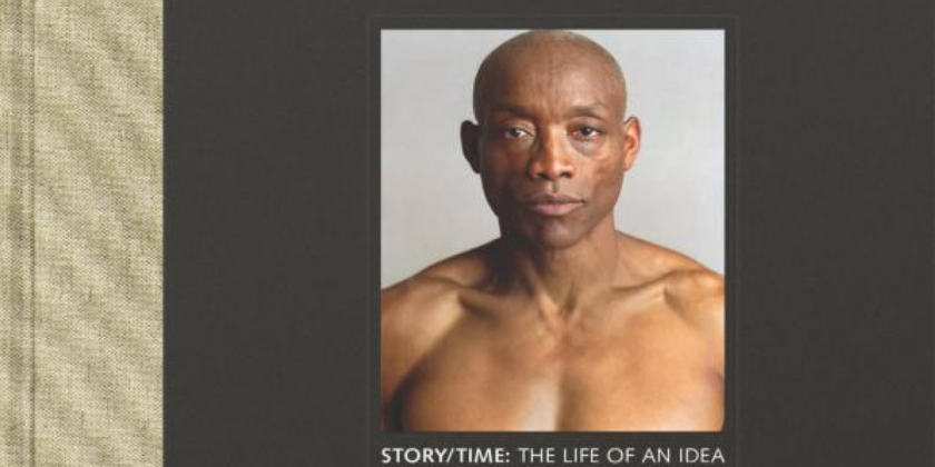 "Pre-order Bill T. Jones' newest book, ""Story/Time: The Life of an Idea"""
