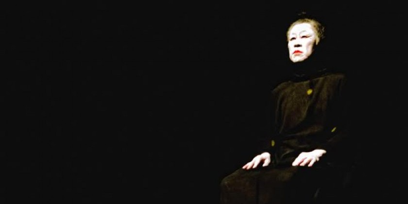 CHICAGO: The Dance Enthusiast Asks Butoh Master Tadashi Endo