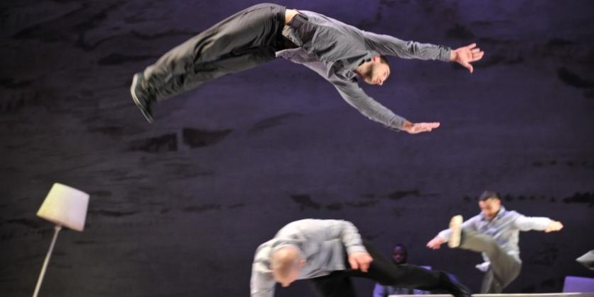 Compagnie Accrorap at The Joyce Theater
