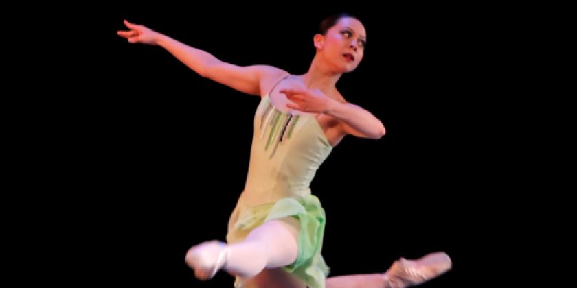 "New York Theatre Ballet presents ""Legends & Visionaries"" at Danspace Project"