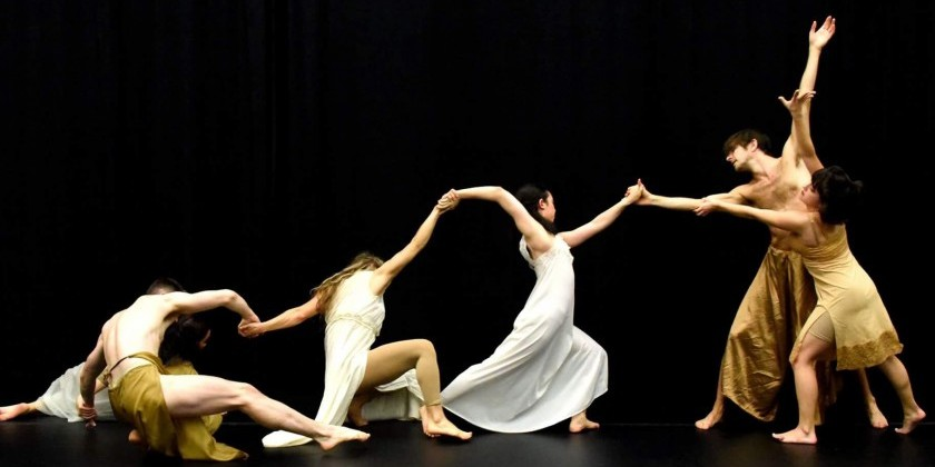 AUDITION for Alison Cook Beatty Dance! While taking a MODERN PARTNERING & REPERTOIRE WORKSHOP