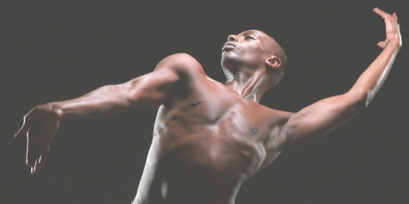 Dance With Germaul Barnes! New Project for Bill T. Jones/Arnie Zane Dance Company