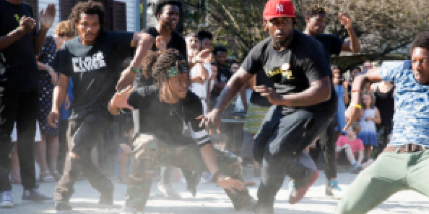 Hip Hop You Don't Stop - A Dance Showcase at SummerStage