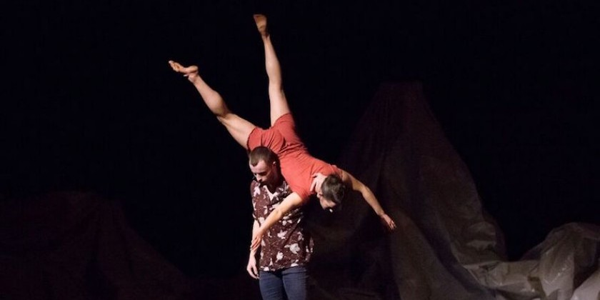 "Impressions from Philadelphia: Gallim Dance Collaborates in ""Attack Point"""