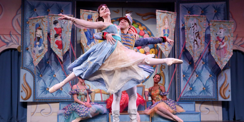 "New York Theatre Ballet in Keith Michael's ""The Nutcracker"""