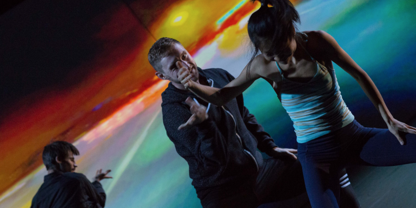 "ZviDance presents the World Premiere of ""LIKE"" at New York Live Arts"