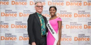 Dance News: Miss America, Nia Imani Franklin, Receives An Arts Education Award At Mark DeGarmo's Annual Dance for Dance Gala