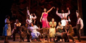 "Dance: Broadway Stage & Screen: Meet Sarita Lou Moore: From Dancer to ""The Color Purple"" on Broadway"