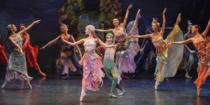 "K'Arts Ballet in ""Song of the Mermaid"""