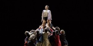 Impressions of: New York City Ballet in Works by Peter Martins, Pontus Lidberg and Justin Peck