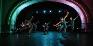 IMPRESSIONS: Harlem Stage E-Moves Program B with Omari Mizrahi/Les Ballet Afrik, It's Showtime NYC, and TweetBoogie
