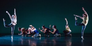 Impressions of Next@Graham at the Martha Graham Studio Theater, Curated by Tadej Brdnik