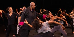 The Dance Enthusiast Hits the Streets for an Ailey Classics Workshop with Judith Jamison at the Ailey Extension