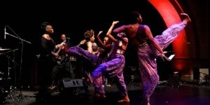 "Impressions of: Tamar-kali's ""Demon Fruit Blues"" — A Work-in-Progress Showing at Harlem Stage"