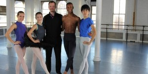 The Joffrey Ballet School Rises to the Challenge of Developing Students and Growing Audiences