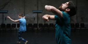 "Julian Barnett Returns to New York to Premiere ""Bluemarble"" at Danspace Project"