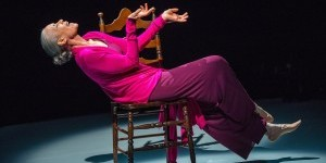 Impressions of Carmen de Lavallade�s �As I Remember It�
