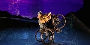 At the Intersection of Play, Pleasure and Disability: Kinetic Light's DESCENT Premieres at New York Live Arts