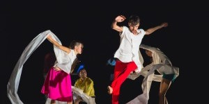 "Impressions of Da-On Dance's ""Root"" at Peridance"